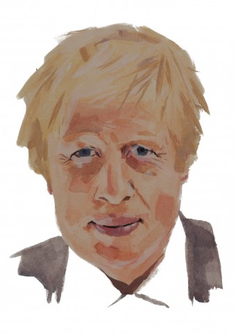 Image: Boris Johnson © copyright David McClelland 2016. All rights reserved